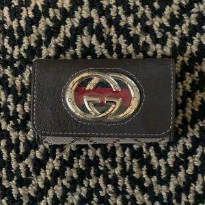 Gucci Keyring Wallet
